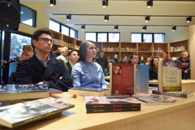 Rikonstruktohet Biblioteka Nr.4 në Njësinë 9
